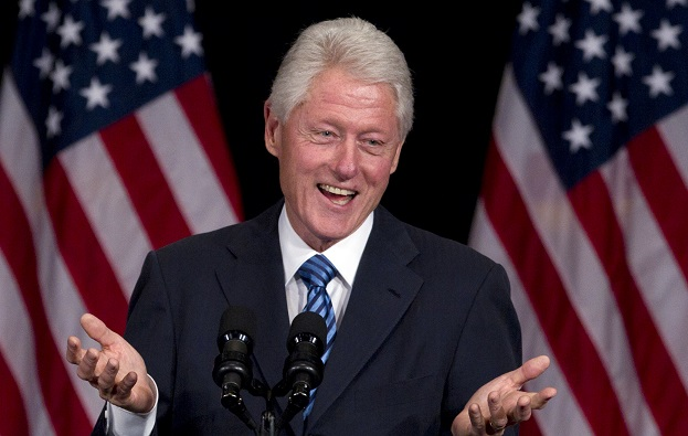 Bill Clinton sells missile defense system to China for election money