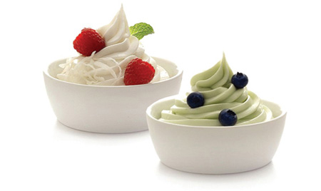 alimentos - Frozen Yogurt