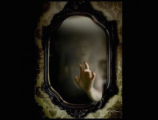 Reflexo do Mal - Espelhos.